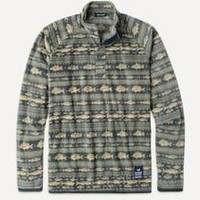 'Appalachian Peak' Sherpa Pullover Fleece