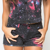 GALACTIC CUTOFF SHORTS