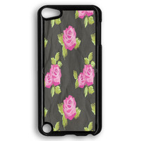 Pink Flower iPod Touch 5 Case