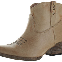 Very Volatile Westerly Women's Western Ankle Booties Boots