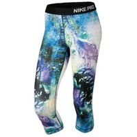 Nike Pro Capris - Women's at Lady Foot Locker