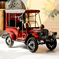 Vintage Cars Home Decoration Toy [6282970950]