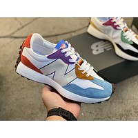 New Balance MS327 Woman Men Fashion Sneakers Sport Shoes