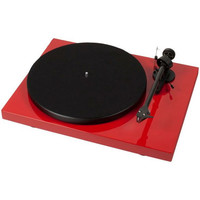 Pro-Ject: Debut Carbon DC Turntable - Red