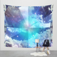 Always Daydream Wall Tapestry by DuckyB (Brandi)