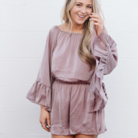 There She Goes Again Romper