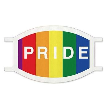 Pride Face Cover