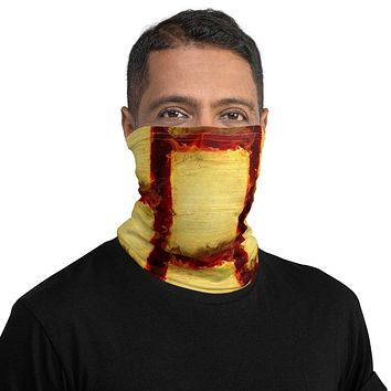 Constitution Burning Neck Gaiter