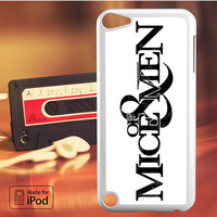 Of Mice And Men iPod Touch 4 5 6 Case Cover