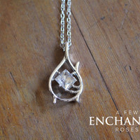 Tauriel's The Hobbit Pendant and Chain