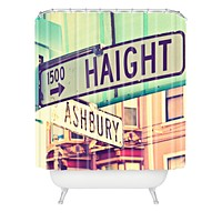 Shannon Clark Haight Ashbury Shower Curtain