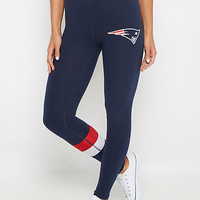 New England Patriots Striped Legging