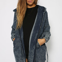 Hit The Wall Jacket - Blue