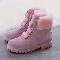 Women's UGG snow boots Martin boots DHL _1686248855-469