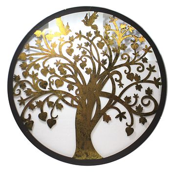 Home Decor Tree Of Life Plaque Connection Togetherness - ER47475