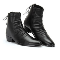 Men's Fashion Boots British Daily Leisure Ankle Boots size 39-44
