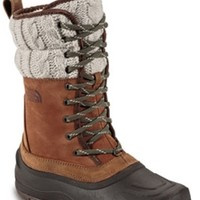 The North Face Shellista Lace Boots for Women A0W6-T4L