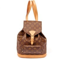Louis Vuitton Montsouris Backpack 5708