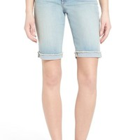 NYDJ 'Briella' Stretch Roll Cuff Denim Shorts | Nordstrom