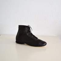 Deery Ankle boots Handmade to order by goldenponies on Etsy