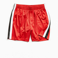 UO Lucien Side Stripe Mesh Short | Urban Outfitters