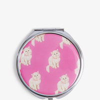 Cat Mirror Compact | FOREVER21 - 1051274837