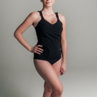 Signature Breastfeeding Swimsuit Tank