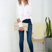 Wind and Fire Medium Wash Skinny Jeans