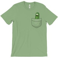 Pocket Pickle Rick T-Shirt