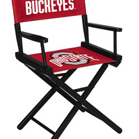 Ohio State University Table Height Directors Chair