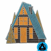 Charlie Wagner - A-Frame Cabin Patch