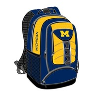 MICHIGAN WOLVERINES COLOSSUS BACKPACK BRAND NEW FREE SHIPPING