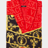 Versace I ♥ Baroque Bathrobe - Home Collection | US Online Store