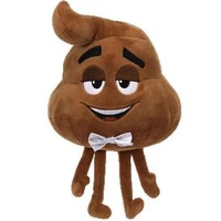 TY Beanie Baby - Poop From The Emoji Movie