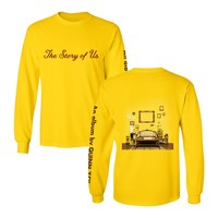 """""""The Story Of Us"""" Long Sleeve   Quinn XCII Store"""