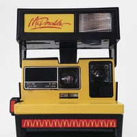 McDonalds 600 Close-Up Camera By Impossible Project - Urban Outfitters