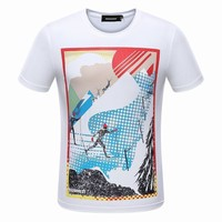 Dsquared2 T-Shirt Top Tee-6