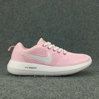 Women's NIKE AIR FASHION HOLLOW Mesh breathable running shoes cheap nike shoes 022