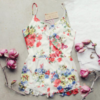 Evening Hush Romper
