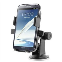 Amazon.com: iOttie One-Touch windshield and dashboard car mount for Galaxy Note 2: Cell Phones & Accessories