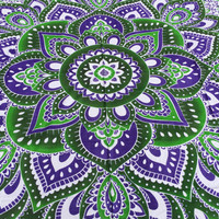 Tapestry Curtains Duvet Cover, Blanket Cover, Boho Couch Spread, Bed Spread, Floor Spread, Blanket, Mandala, Tapestry, Bed Couch Cover