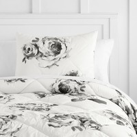The Emily & Meritt Bed of Roses Comforter + Sham