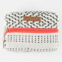Billabong Adventures Call Cosmetic Bag White One Size For Women 26450315001