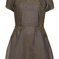**LIMITED EDITION  Metallic Origami Dress - Limited Edition Dresses  - Collections