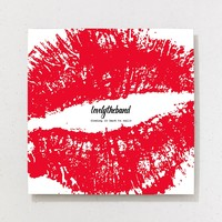 lovelytheband - finding it hard to smile Limited 2XLP | Urban Outfitters