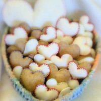 Heart Wedding Favors, Bridal, Baby Shower Quinceaneara  (30)