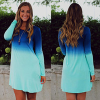 New Fashion Summer Sexy Women Mini Dress Casual Dress for Party and Date = 4661791748