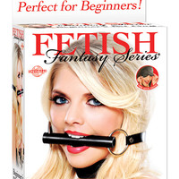 Fetish Fantasy Series Beginner's Bit Gag