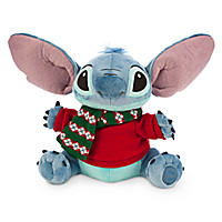 Stitch Plush - Holiday - Medium - 12''
