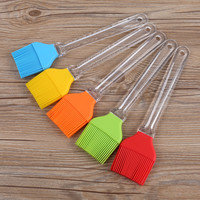Kitchen Big Size Silicone BBQ Tools Brush 5pcs/set [10211405004]